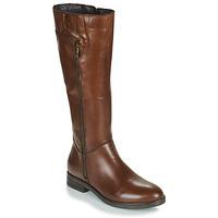 Shoes Women High boots Betty London JANKA Brown