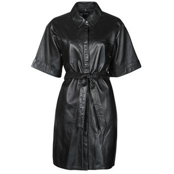 Clothing Women Short Dresses Oakwood BREAK Black