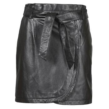 Clothing Women Skirts Oakwood INSTAX Black