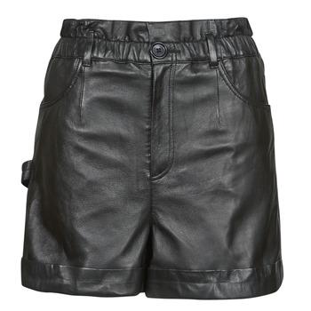 Clothing Women Shorts / Bermudas Oakwood JANNY Black