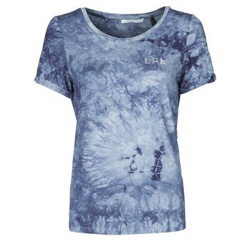 Clothing Women Short-sleeved t-shirts Les Petites Bombes BRISEIS Marine