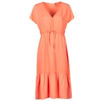Clothing Women Short Dresses Les Petites Bombes BRESIL Orange