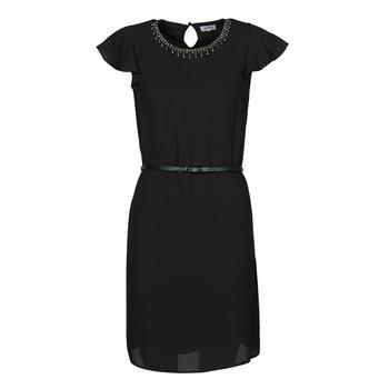 Clothing Women Short Dresses Liu Jo WA1561-T9767-22222 Black