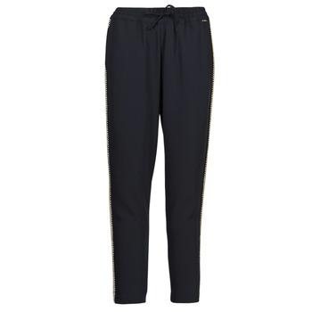 Clothing Women Wide leg / Harem trousers Liu Jo WA1111-T7982-93923 Marine