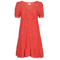 Clothing Women Short Dresses Liu Jo WA1339-T4768-T9684 Red