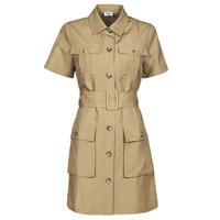 Clothing Women Short Dresses Liu Jo WA1301-T4818-X0365 Beige