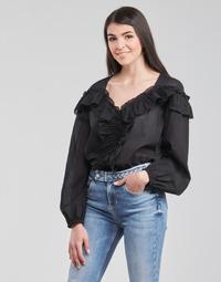 Clothing Women Tops / Blouses Liu Jo WA1084-T5976-22222 Black