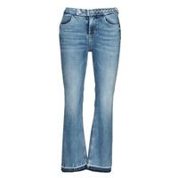 Clothing Women Bootcut jeans Liu Jo MONROE Blue / Medium