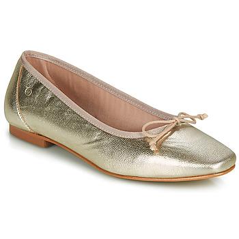 Shoes Women Flat shoes Betty London ONDINE Gold