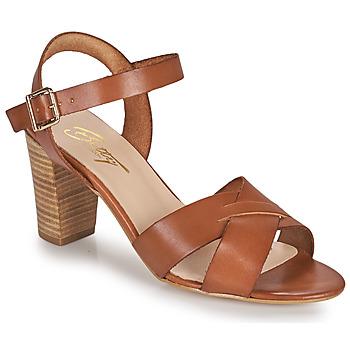 Shoes Women Sandals Betty London OCOLA Camel