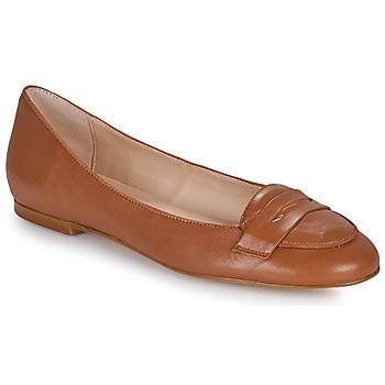 Shoes Women Flat shoes Betty London OVINOU Camel