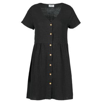 Clothing Women Short Dresses Betty London MARDI Black