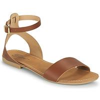 Shoes Women Sandals Betty London GIMY Camel