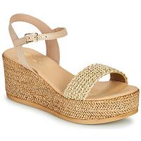 Shoes Women Sandals Betty London OFINI Beige