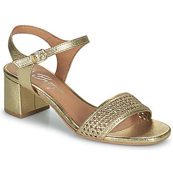 Shoes Women Sandals Betty London OUPETTE Gold