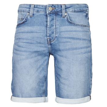 Clothing Men Shorts / Bermudas Only & Sons  ONSPLY Blue / Medium