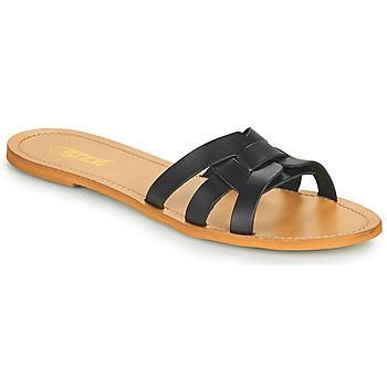 Shoes Women Mules So Size MELINDA Black
