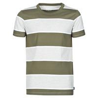 Clothing Men Short-sleeved t-shirts Esprit T-SHIRTS Kaki