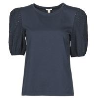 Clothing Women Short-sleeved t-shirts Esprit T-SHIRTS Black