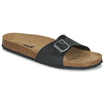 Shoes Men Mules So Size OFECHO Black