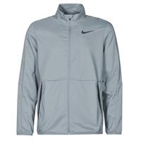 Clothing Men Track tops Nike DF TEAWVN JKT Grey / Black