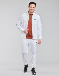 Clothing Men Tracksuits Nike NSSPE TRK SUIT PK BASIC White / Black