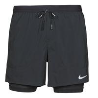 Clothing Men Shorts / Bermudas Nike DF FLX STRD 2IN1 SHRT 5IN Black