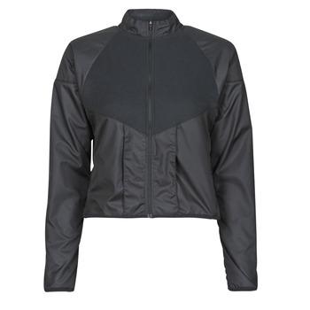 Clothing Women Macs Nike RUN DVN TOP MID Black / Gold