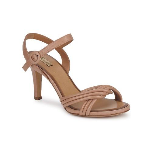 Shoes Women Sandals Eva Turner  Brown / Frozen