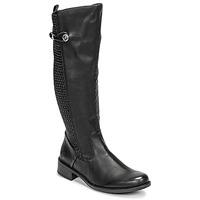 Shoes Women High boots Rieker  Black