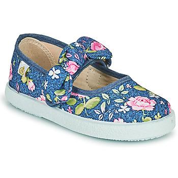 Shoes Girl Flat shoes Citrouille et Compagnie OZETTE Jeans