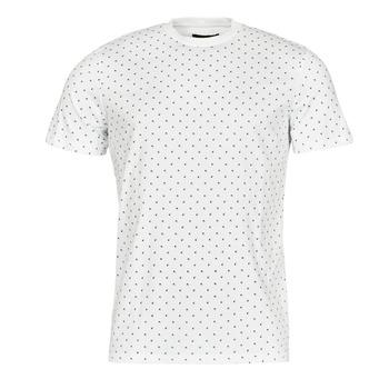 Clothing Men Short-sleeved t-shirts Jack & Jones JJMINIMAL White
