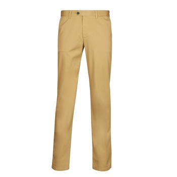 Clothing Men Chinos Benetton GAROOT Beige