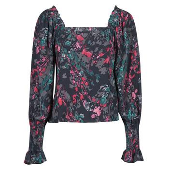 Clothing Women Tops / Blouses Vero Moda VMJACKIE Marine / Red