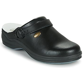 Shoes Women Clogs Scholl NEW BONUS Black