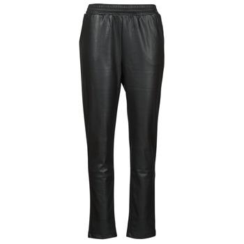 Clothing Women 5-pocket trousers Yurban OPATI Black