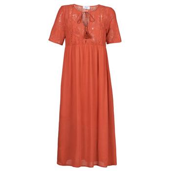 Clothing Women Long Dresses Betty London ORVILLE Rust