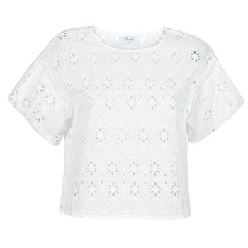 Clothing Women Tops / Blouses Betty London OCHERIE White