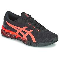 Shoes Men Low top trainers Asics GEL-QUANTUM 180 5 Black / Orange