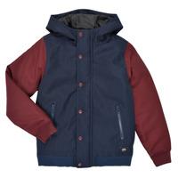 Clothing Boy Jackets Vans BY WELLS MTE Bordeaux