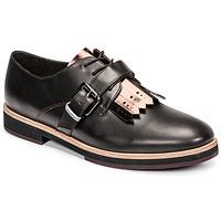 Shoes Women Derby Shoes JB Martin BALIDAY Prune