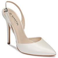 Shoes Women Heels JB Martin JEANNE Silver