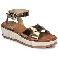 Shoes Women Sandals JB Martin CASTEL Kaki