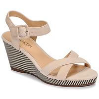 Shoes Women Sandals JB Martin QUERIDA Sable