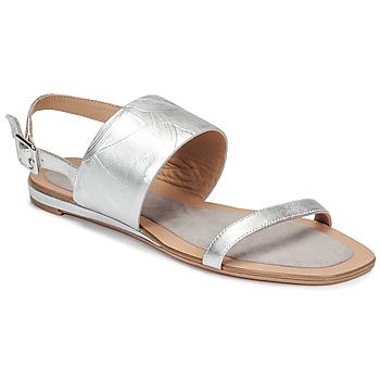 Shoes Women Sandals JB Martin AVERY Silver