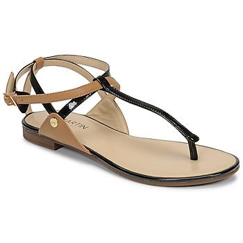 Shoes Women Sandals JB Martin GENIE Black