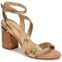 Shoes Women Sandals JB Martin KRYSTEN Gold