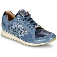 Shoes Women Low top trainers JB Martin VILNES Denim