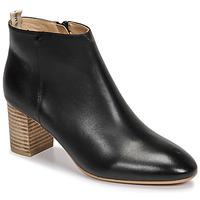 Shoes Women Ankle boots JB Martin ALIZE Black