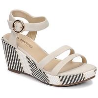 Shoes Women Sandals JB Martin DORKA Grey